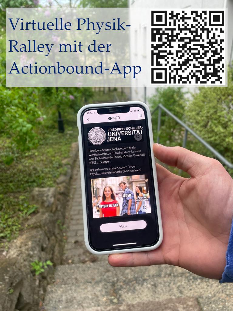 Actionbound-Rallye zum HIT 2021