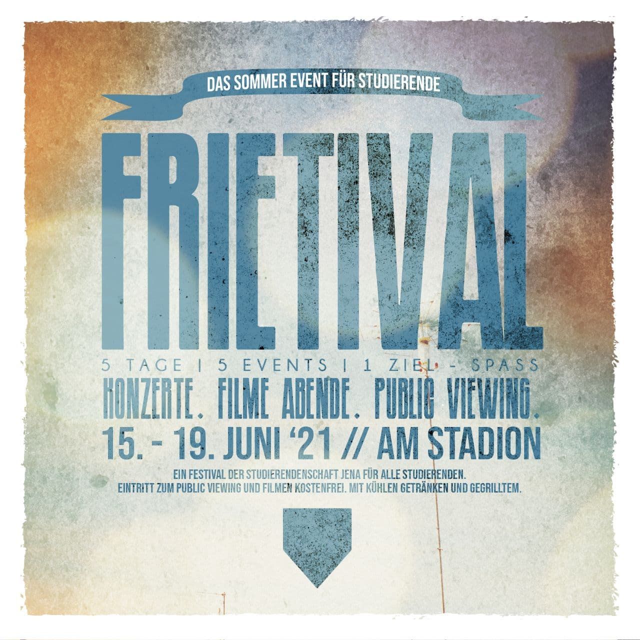 You are currently viewing Frietival – 15.-19. Juni