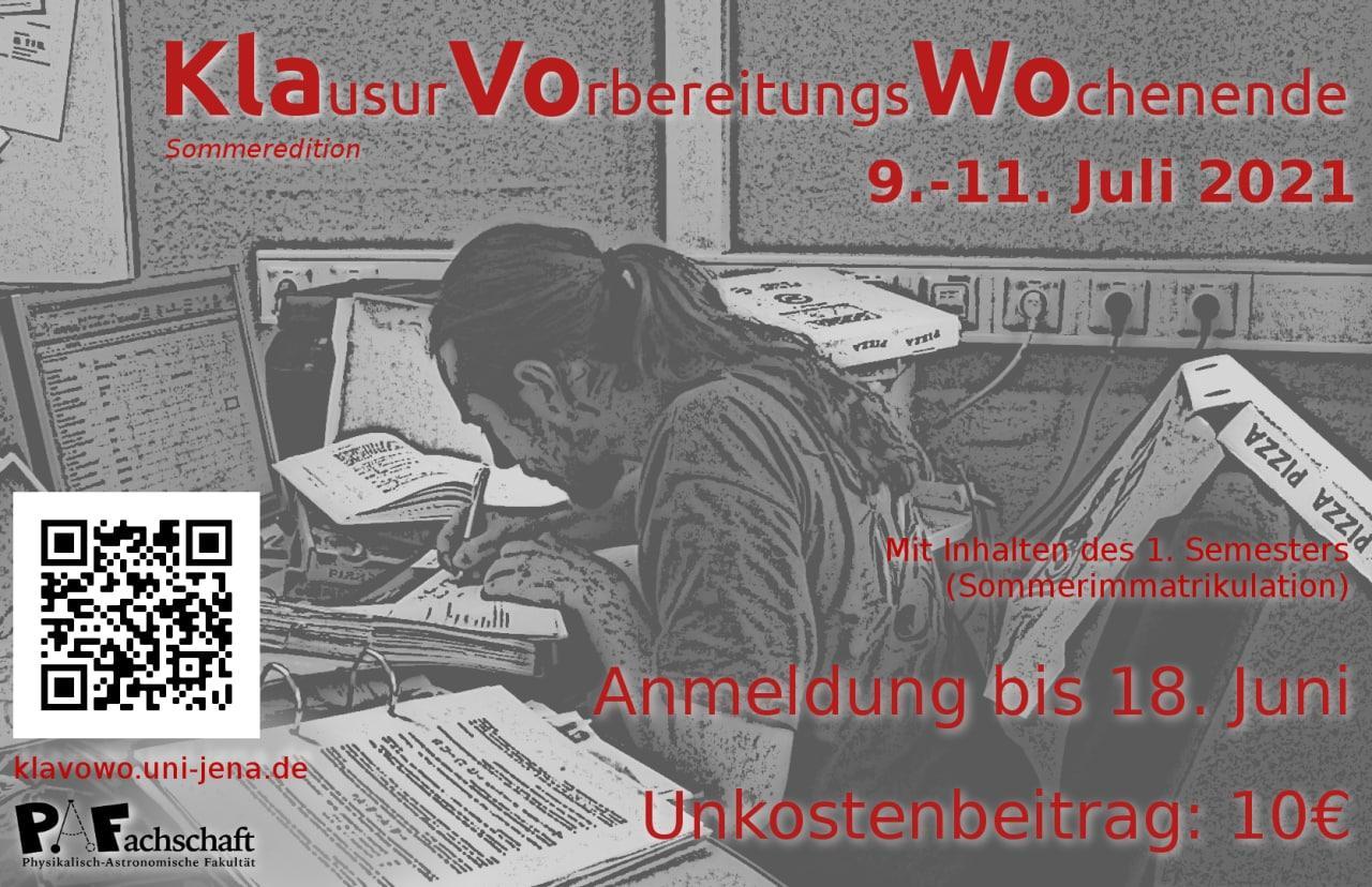KlaVoWo – Sommeredition – 09.-11. Juli